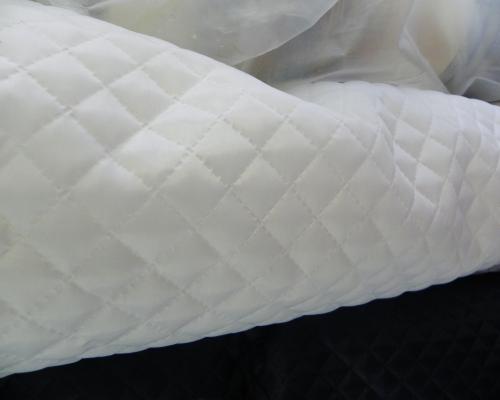 Подкладка на синтапоне Белая