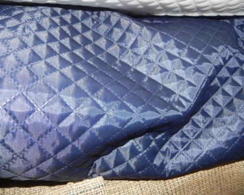 Подкладка на синтапоне Синяя
